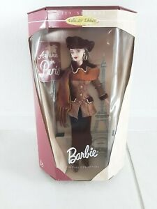 Barbie Collector Edition CITY SEASONS 1998 Autumn in Paris Barbie