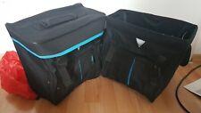 2 Fahrradtaschen für Gepäckträger