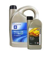 ORIGINAL GM OPEL Motoröl Öl LongLife dexos 1 Gen2 5W-30 5W30 | 6 Liter