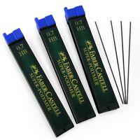 Faber-Castell Super-Polymer Nachfüllung Kabel - 0.7mm Hb - 3 Rohre - 36 Kabel