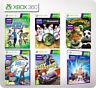 XBox 360 Kinect Games (Multi listings)