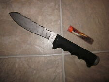 Kershaw survival bowie 1005 knife with survival kit  !!!