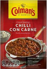 Colmans Packet Spices & Seasonings