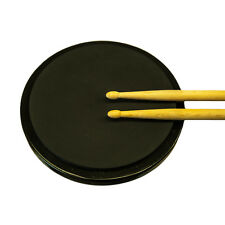 Sky 8 Inch Silent Drum Practice Pad Round Black Color by Sky