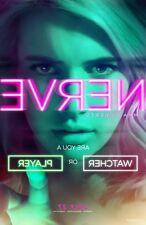 NERVE  (Emma Roberts) ORIGINAL D/S MOVIE POSTER 27 x 40 Dave Franco Emma Roberts