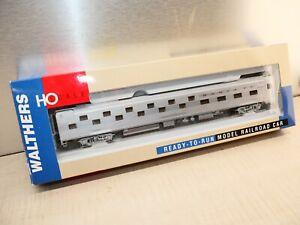 Walthers HO 932-6365 Santa Fe ATSF 85' BUD 24-8 Slumbercoach Sleeper LN/Box