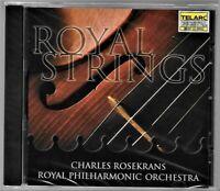 Royal Strings - Charles Rosekrans - Royal Philharmonic Orchestra - Brand New CD