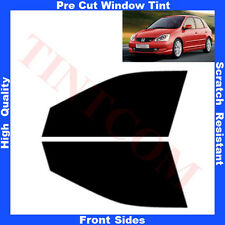 Pre Cut Window Tint Honda Civic 5Doors Hatchback 2004-2006 Front Sides Any Shade