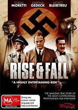 Rise And (&) Fall - True Story / Drama / War / Propaganda - NEW DVD