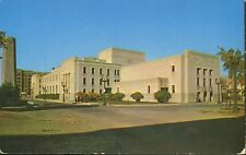 Civic Auditorium Winnipeg MB Manitoba Memorial Vintage Postcard D6