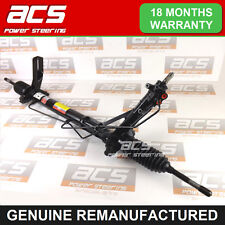 VAUXHALL MOVANO POWER STEERING RACK 2010 ONWARDS - GENUINE RECONDITIONED