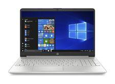 """HP15s-fq0021na 15.6"""" Full HD Laptop Intel Core i3-8130U 8GB RAM 128GB SSD Win 10"""