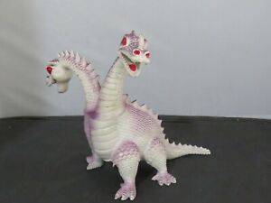 IMPERIAL 1983 Dragons Knights & Daggers 2 Headed Purple Monster