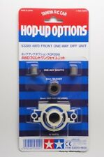 New Tamiya 53200 Hop Up Option Part 4WD One-Way Diff Unit for TGX TG-10 & TA-03