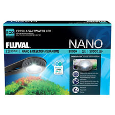 Fluval SEA nano-led-beleuchtung for Seawater Aquariums, NEW