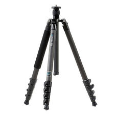Triopo GE-3230X8C carbon tripod with monopod mode, max load 15kg, weight 1400 g
