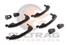 2014-2019 Silverado Sierra GM Front & Rear Black Door Handles 23236150