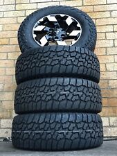 Mitsubishi Pajero Genuine 18 Inch Wheels And Tyres Brand New Set Of 4