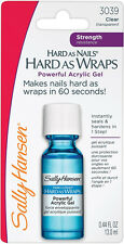 SALLY HANSEN HARD AS NAILS HARD AS WRAPS POWERFUL ACRYLIC GEL - Z3039