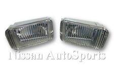 Nissan 300ZX OEM Fog Lamp / Light Lens RH & LH
