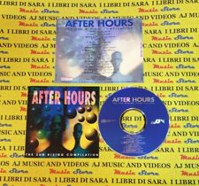 CD compilation AFTER HOURS THE SUN RISING ipnotic alkemy groove (C50) no mc lp