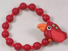 Jungle Bird/ Parrot, Cute childs bracelet