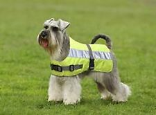 Flectalon Hi Viz Dog Coat Yellow 40cm - 32003