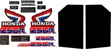 1986 86' honda ATC 250R 15pc. ATV stickers decals vintage graphics kit FREE SHIP