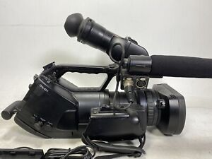 Sony PMW-EX3 XDCAM EX HD Camcorder with SXS cards, mic, charger, battery