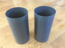 """(2) Deslauriers Small Rim Mold 4""""x8"""" BIO-CYLINDER™ Concrete Test Cylinders TC-4"""