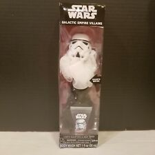Star Wars Galactic Empire Villains 2 Bath Squirters & Body Wash 1 Fl oz