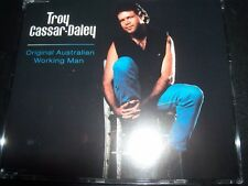 Troy Cassar-Daley – Original Australian Working Man CD Single – Like New