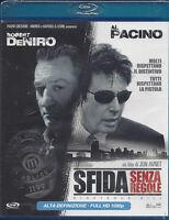 Blu-ray **SFIDA SENZA REGOLE** con Robert De Niro Al Pacino nuovo 2008