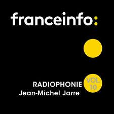 COFFRET BOX SET x4 CD ALBUM JEAN MICHEL JARRE RADIOPHONIE VOL 10 NEUF / BLISTER
