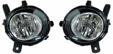 BMW 2014-17 F22 2 SERIES COUPE REPLACEMENT FRONT BUMPER FOG LIGHTS PAIR SET