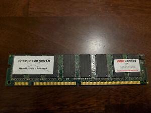 PC133 512MB SDRAM Generic