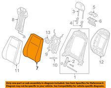 AUDI OEM 2017 A4 Front Seat-Back Cushion Foam Pad Left 8W0881775A