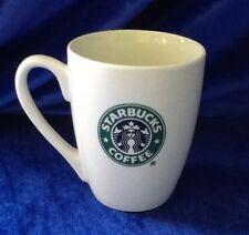 Starbucks Coffee Mug Cup 2007 Mermaid Siren Logo 10.2 Ounces White