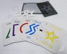 GHOST MIRROR ESP MARKED CARDS PREDICTION MAGIC MIND TRICK MENTAL PHANTOM EFFECT