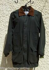 Type BARBOUR Veste X-Zet, Waxed Jacket, Homme, Taille S --- (BB_013)