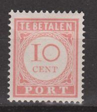 Port 28 MNH Nederlands Indie Netherlands Indies Indonesia due portzegel 1913