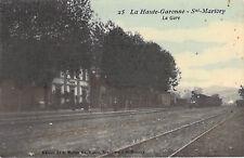 SAINT MARTORY - La Gare - TRAIN - Haute Garonne - 31
