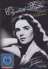 DOPPEL-DVD NEU/OVP - Elizabeth Taylor Classic Collection - 4 Spielfilme