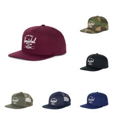 Herschel Whaler Snapback Adjustable Baseball Cap Hat One Size
