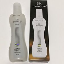 Sealed New Hair Treatment  BIOSILK  Silk Therapy Original Cure Serum Oil 150ml