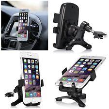 Universal Coche Soporte Rejilla Aire Ventilación de CAR  para GPS Teléfono Móvil