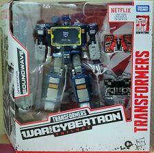 Transformers Soundwave War For Cybertron Trilogy Walmart Exclusive Hasbro