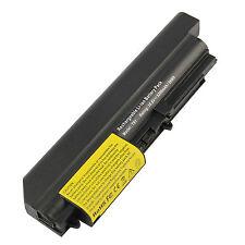 Battery for Lenovo ThinkPad R61 T61 T400 R400 42T5225 41U3196 41U3198 43R2499 AU