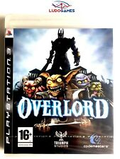 Overlord 2 PS3 Playstation Videogame Nuevo Precintado Retro Sealed New PAL/SPA