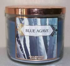 Bath & Body Works Blue Agave 14.5oz Jar Candle Awesome Fresh Garden Scent